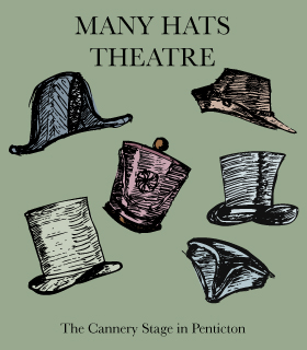 Current and upcoming plays at Many Hats Theatre