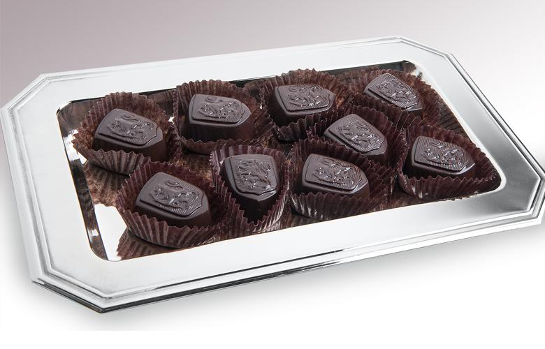 Penticton's Accent Café fabulous chocolate truffles