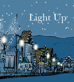 Light up in Summerland for the Christmas season