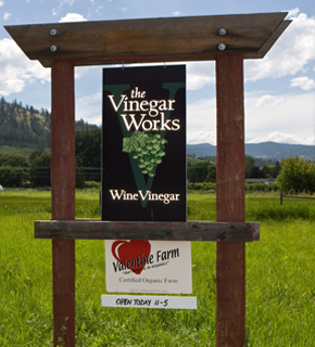 Valentine Farm and the Vinegar Works – Summerland BC