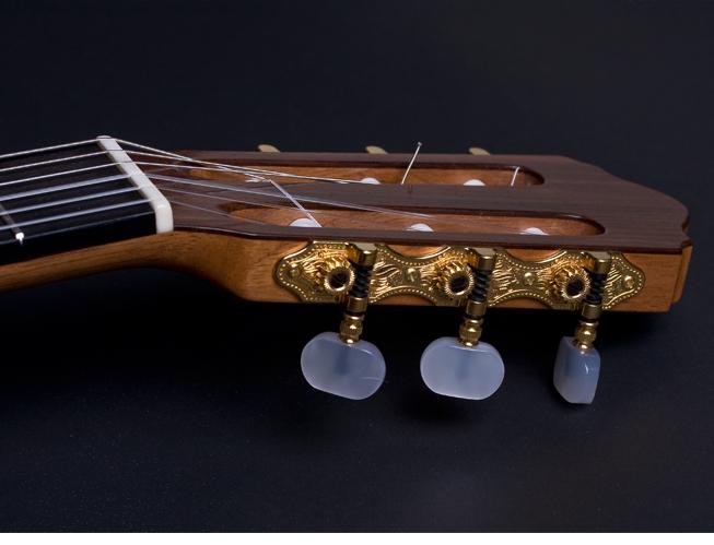 Guitar handmade by John Park