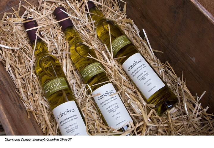 Canoliva Olive OIl - Okanagan Vinegar Brewery