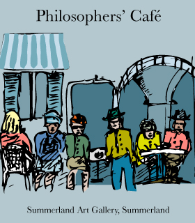 Summerland, BC's Philosopher's Café
