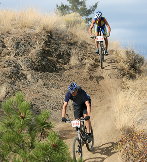 Summerland's Test of Humanity Mountain Bike Race